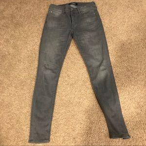 Express women's jeans size 8